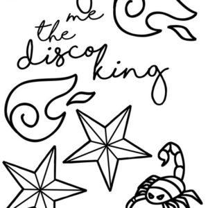 disco king – cut file